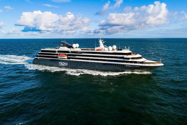 """Klein und fein: die """"World Voyager"""" von Nicko Cruises"""