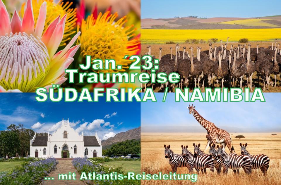 Afrika erleben